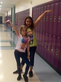 Middle School- Sara