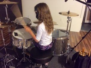 Sophie drums