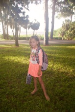 First Day of 3rd Grade