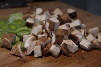 for mushroom soup