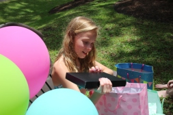 Sara's 12th birthday