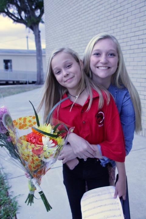 Sara's 6th Grade BandConcert
